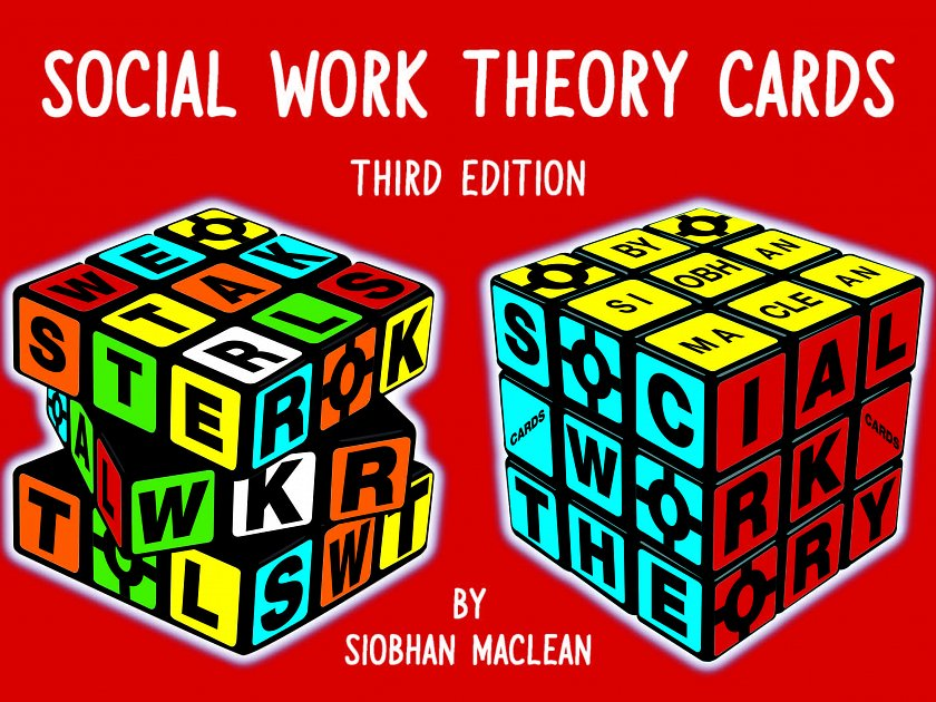 Social Work Theory Cards New 3rd Edition ( estimated May 2020 )
